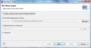 Create Maven Application - Step 2